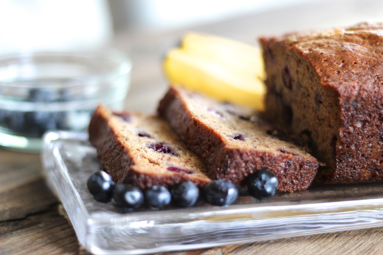 59-Blueberry Banana Bread3